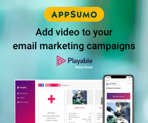 email campaigns with autoplay videos